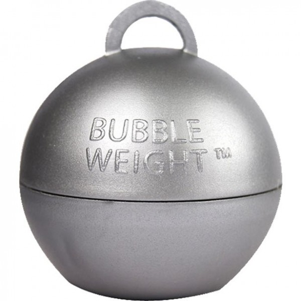 Globo Bubble Weight plata 35g
