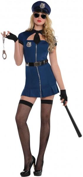 Déguisement de policière Shelly pour femme