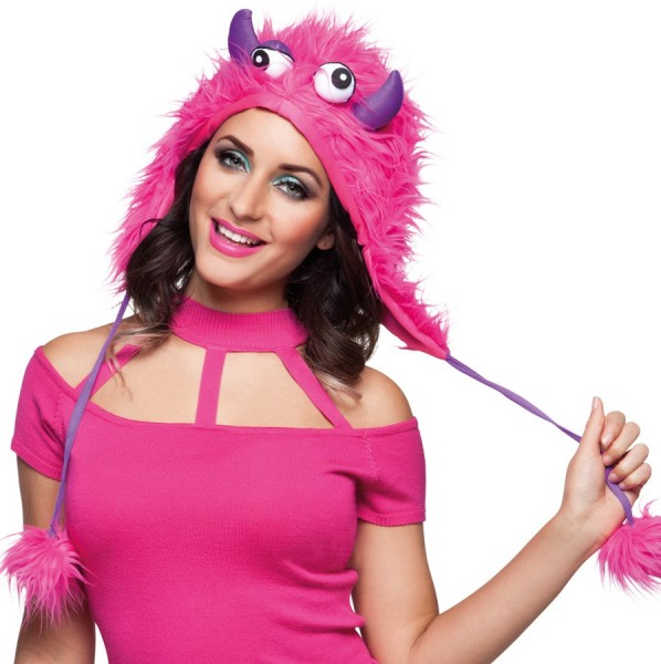 Crazy Franzi Monsterpütze in Pink