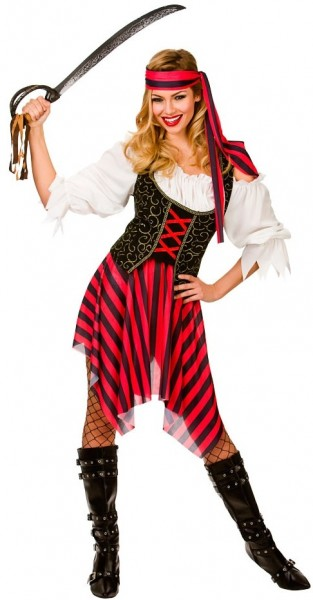 Costume de mariée pirate Gretchen
