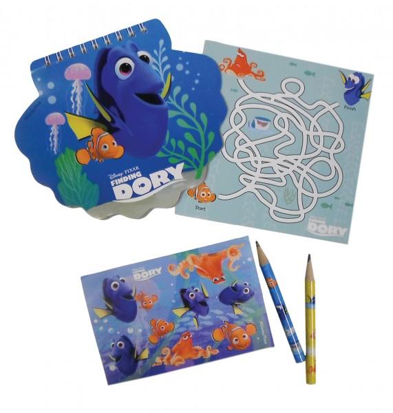 Findet Dorie Party Set Für Kleine Tiefseetaucher 24-Teilig