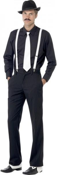 Gangster-kostuumaccessoires 5-delig