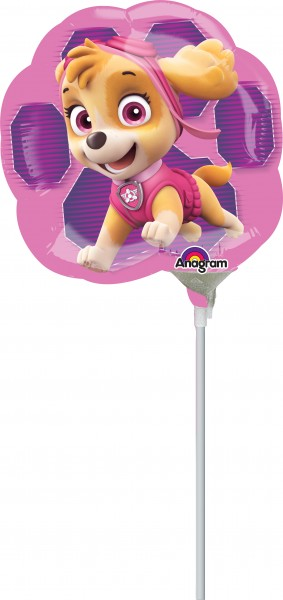 Paw Patrol Girls Stabballon