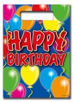 8 Spectacular Happy Birthday Geschenktüten