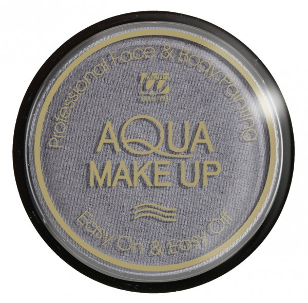 Aqua Make-Up grigio 15g