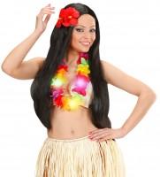 Leuchtende Hawaiikette Honululight