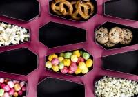 6 Fest der Toten Snack Boxen
