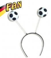 Fußball Fan Haarreif