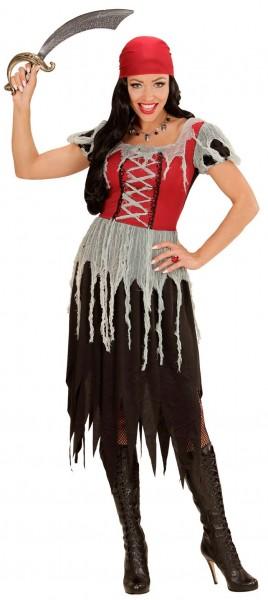 Disfraz de pirata del terror de los mares