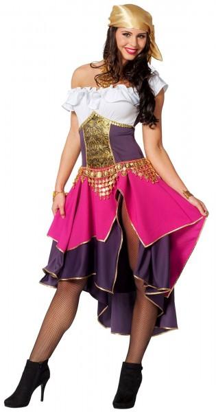 Fortune teller costume Mila