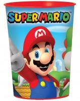 Super Mario XL Kunststoffbecher 473ml