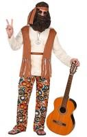 Hippie Floyd Kostüm für Herren