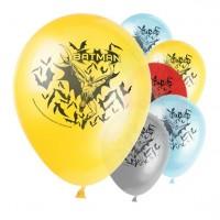 8 Batman Hero Luftballons 30cm