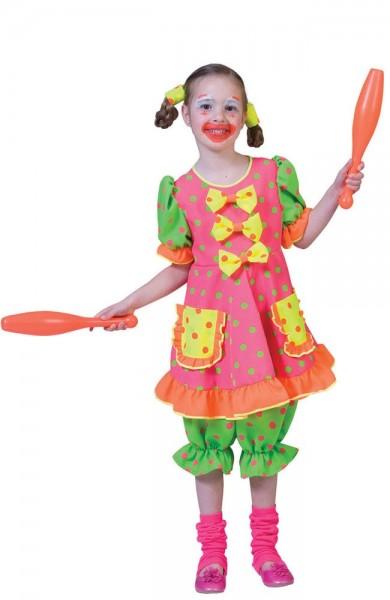 Fenia Die Clownin Kinderkostüm 1