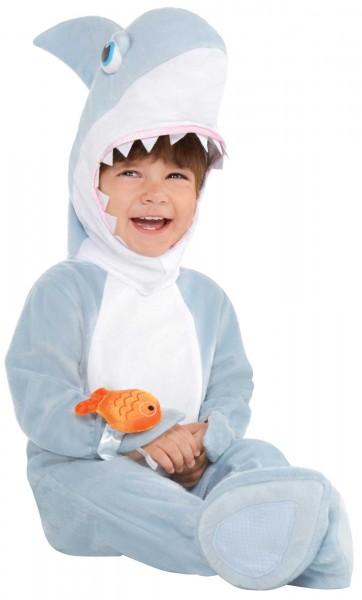 Niedlicher Hai Strampler