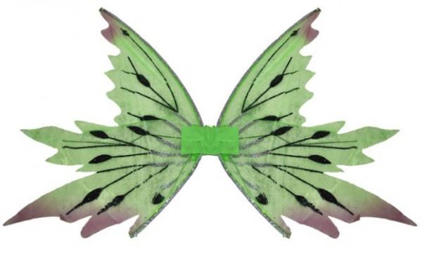 Grüne Elfen Flügel