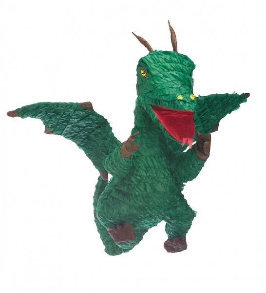 Dragon vert Pinata 78cm
