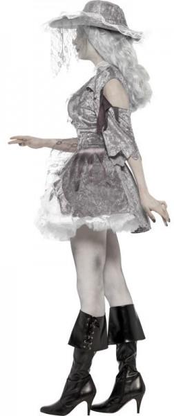Halloween Kostüm Geisterpiratin
