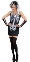 Skelett Armstulpen