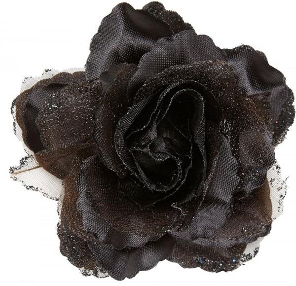 Verwelkte Rosen Haarspange