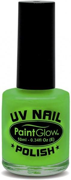 Neon Grüner UV Nagellack
