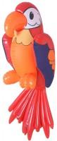 Aufblasbarer Papagei 60cm