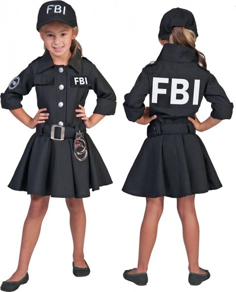FBI Junior Agent Child Costume