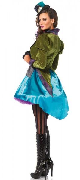 Märchenhafte Hutmacherin Kostüm Für Damen