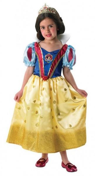 Snow White Kinderkostüm Mit Diadem