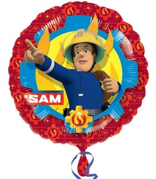 Feuerwehrmann Sam SOS Folienballon 46cm