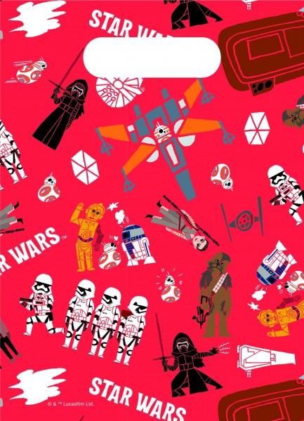 6 Star Wars Forces Geschenktüten