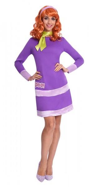 Scooby Doo Daphne Kostüm für Damen