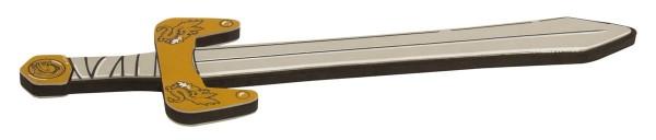 Schaumstoff Schwert Ritterwappen 50,5cm