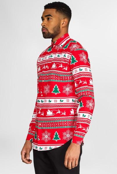 Camicia OppoSuits Winter Wonderland