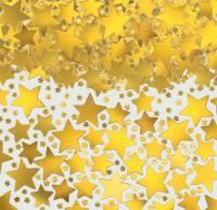 70g Konfetti Sterne Style Gold