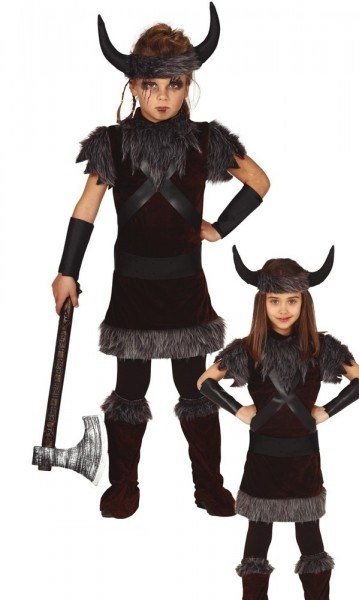 Kostium wikinga Loki dla dzieci