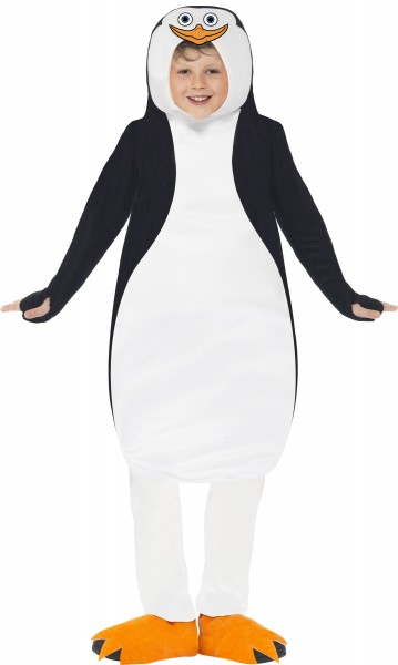 Pinguin Platschi Kinderkostüm