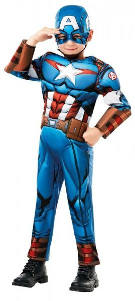 Avengers Assemble Captain America Child Costume Deluxe