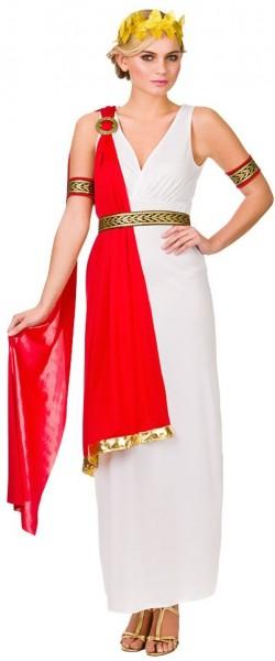 Römische Kaiserin Nera Damenkostüm