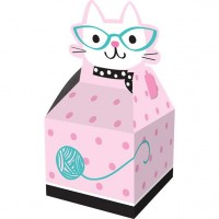 8 Sweet Cats Geschenkboxen 23cm