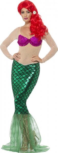 Atlantika Meerjungfrau Mariella Kostüm