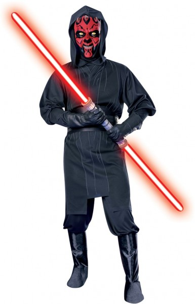 Sinister Darth Maul Men's Costume