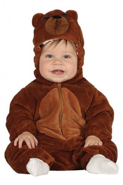 Babybär Bruno Kostüm