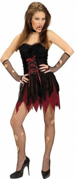 Disfraz de vampiro sexy helloween