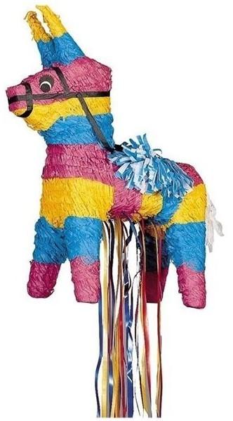 Pinata de train Donkey Fiesta 50 x 33cm