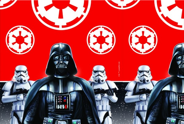 Star Wars Final Battle Tischdecke 1,8 x 1,2m
