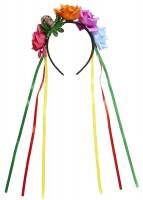 Blumiger Fleur Toten Haarreif