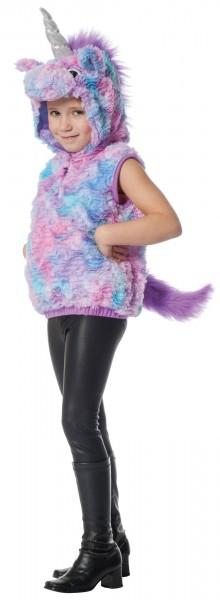 Costume Unicorno in peluche per bambini