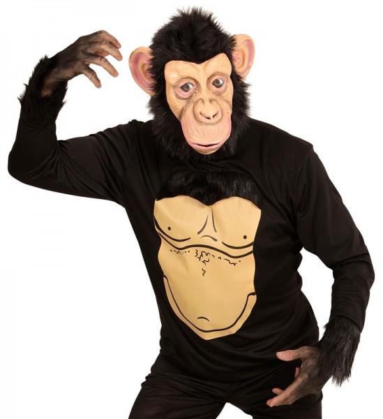 Jersey mono con máscara