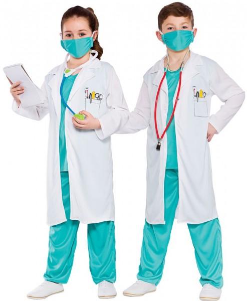 Doktor Kinderkostüm